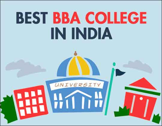 best-bba-college-india