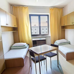 boys-hostel-room-of-wroclaw-university-of-technology