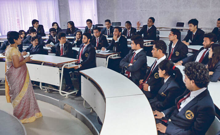 presidency college-classrooms