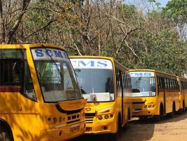 transport-of-scms-school-of-engineering-and-technology