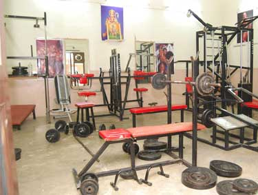 gym-of-vishwakarma-institute-of-technology-vit