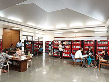 library-of-kiams-institute-pune