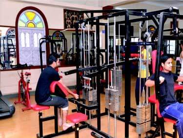 gym-of-mit-school-of-management-pune
