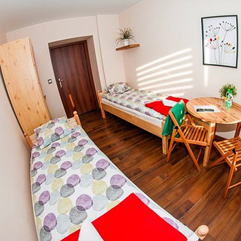 double-bed-room-of-silesian-university-of-technology