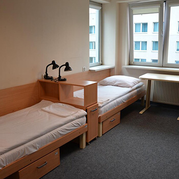 single-bedroom-of-cracow-university-of-technology